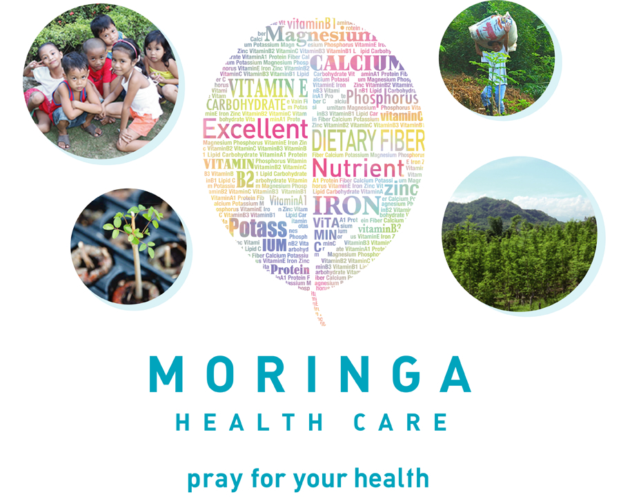 MORINGA HEALTH CARE pray for your health